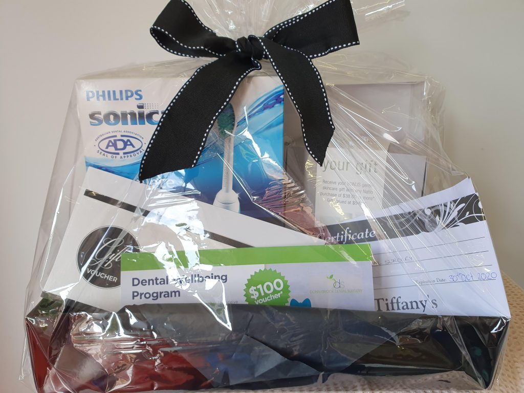 Win this great prize basket!!!